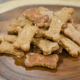 Banana Peanut Butter Delight Dog Treats