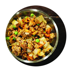 Fresh Dog Food by Fresh 4 Paws